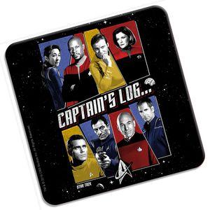 [Star Trek: Coaster: Captain's Log (Product Image)]