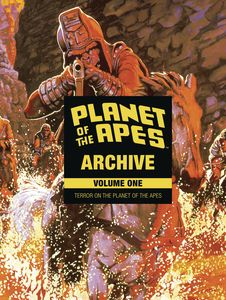 [Planet Of The Apes: Archive: Volume 1 (Hardcover) (Product Image)]