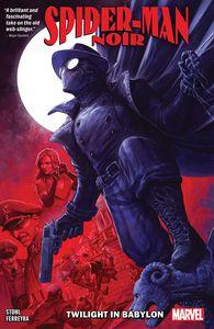 [Spider-Man Noir: Twilight In Babylon (Product Image)]