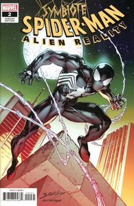 [Symbiote Spider-Man: Alien Reality #2 (Bagley Variant) (Product Image)]
