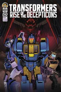 [Transformers #20 (Cover A Pirrie) (Product Image)]