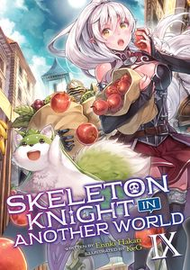 [Skeleton Knight In Another World: Volume 9 (Light Novel) (Product Image)]