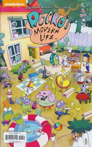 [Rocko's Modern Life #1 (Look & Find Variant) (Product Image)]