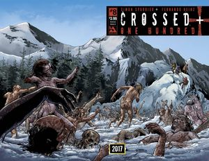[Crossed: Plus 100 #8 (American History X Wrap Cover) (Product Image)]