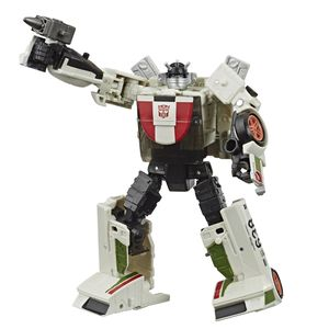 [Transformers: War For Cybertron: Earthrise Deluxe Action Figure: Wheeljack (Product Image)]