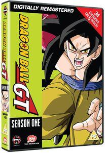 [Dragon Ball GT: Season 1 (Product Image)]