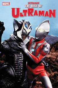 [Rise Of Ultraman #1 (Classic Photo Variant) (Product Image)]