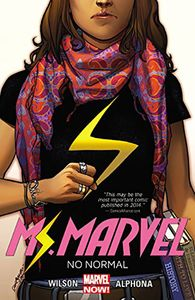 [Ms Marvel: Volume 1: No Normal (Product Image)]