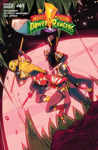 [Power Rangers #3 (Cover B Di Nicuolo) (Product Image)]