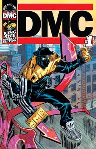 [DMC #1 (Signed King Sized Edition) (Product Image)]