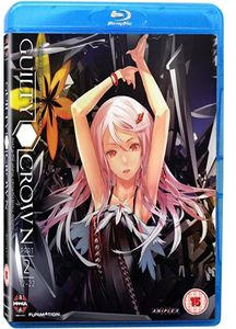 [Guilty Crown: Season 1: Part 2 (Blu-Ray) (Product Image)]