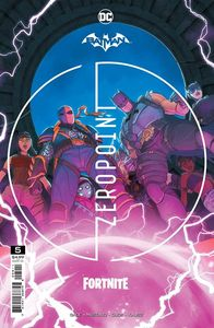 [Batman/Fortnite: Zero Point #5 (Product Image)]