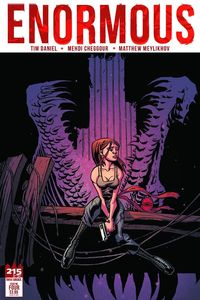 [Enormous #4 (Cover B Oeming) (Product Image)]