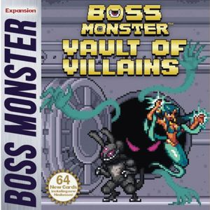 [Boss Monster: Vault Of Villains (Product Image)]