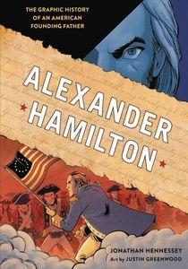 [Alexander Hamilton: Graphic Hist (Hardcover) (Product Image)]
