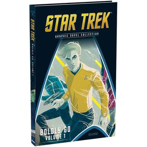[Star Trek Graphic Novel Collection: Volume 87: Boldly Go Part 1 (Product Image)]