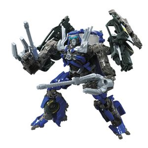 [Transformers: Generations: Studio Series Deluxe Action Figure: Topspin (Product Image)]