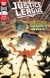 [Justice League #4 (Product Image)]