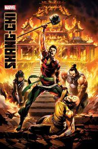 [Shang-Chi #5 (Product Image)]