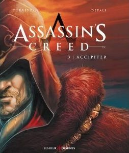 [Assassin's Creed: Accipiter (Hardcover - Titan Edition) (Product Image)]