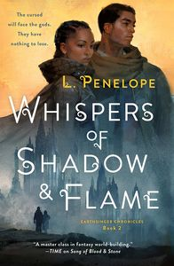 [Earthsinger Chronicles: Book 2: Whispers Of Shadow & Flame (Product Image)]