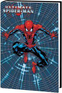 [Ultimate Spider-Man: Omnibus: Volume 1 (Quesada DM Variant New Printing Hardcover) (Product Image)]