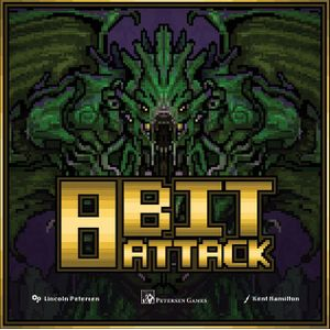 [8-Bit Attack (Product Image)]