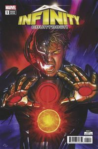 [Infinity Countdown #5 (Ultron Holds Infinity Variant) (Product Image)]