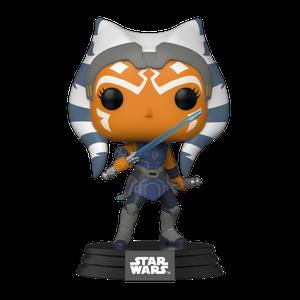 [Star Wars: The Clone Wars: Pop! Vinyl Bobblehead Figure: Ahsoka (Product Image)]