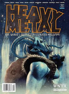 [Heavy Metal #297 (Cover C) (Product Image)]