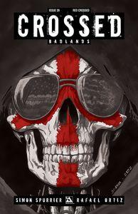 [Crossed: Badlands #39 (Red Crossed Variant) (Product Image)]