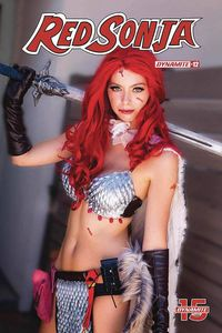 [Red Sonja #12 (Cover E Cosplay) (Product Image)]