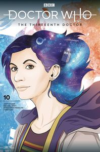 [Doctor Who: 13th Doctor #10 (Cover A Sposito) (Product Image)]