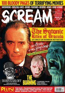 [Scream Magazine #62 (Product Image)]