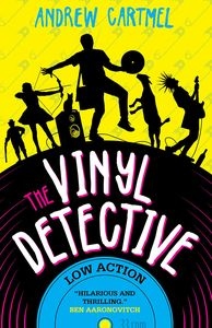 [The Vinyl Detective: Book 5: Low Action (Product Image)]