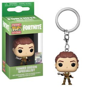 [Fortnite: Pocket Pop! Vinyl Keychain: Tower Recon Specialist (Product Image)]