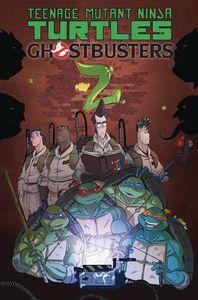 [Teenage Mutant Ninja Turtles/Ghostbusters: Volume 2 (Product Image)]