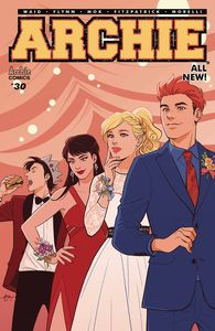 [Archie #30 (Cover A Mok) (Product Image)]