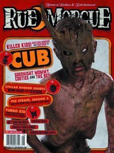 [Rue Morgue Magazine #167 (Product Image)]