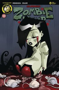 [Zombie Tramp: Ongoing #52 (Cover E Mendoza) (Product Image)]
