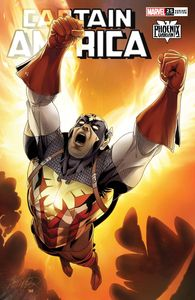 [Captain America #25 (Larocca Captain America Phoenix Variant) (Product Image)]