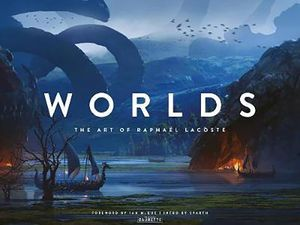 [Worlds: The Art Of Raphael Lacoste (Hardcover) (Product Image)]