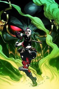 [Future State Harley Quinn #2 (Cover B Gary Frank Card Stock Variant) (Product Image)]