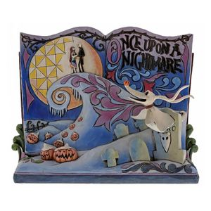 [Nightmare Before Christmas: Statue: Nightmare Storybook (Product Image)]
