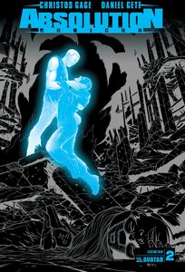 [Absolution: Rubicon #2 (Electric Blue Variant) (Product Image)]