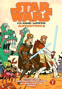 [Star Wars: Clone Wars Adventures: Volume 7 (Product Image)]