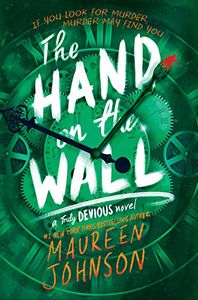 [The Hand On The Wall (Hardcover) (Product Image)]