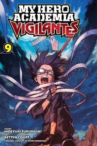 [My Hero Academia: Vigilantes: Volume 9 (Product Image)]