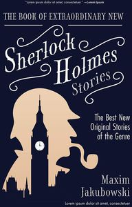 [The Book Of Extraordinary New Sherlock Holmes Stories (Product Image)]