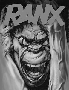 [Ranx: Deluxe Slipcase Edition (Hardcover) (Product Image)]